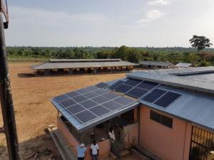 Installazione Ghana Tainso