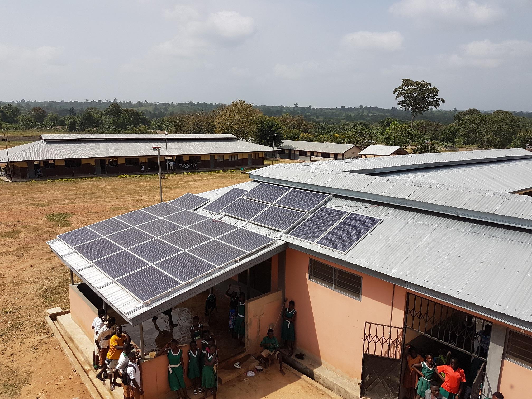 Una casa energeticamente efficiente